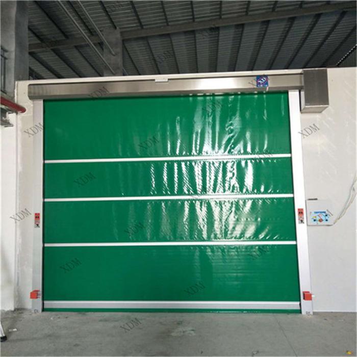 xdm专业生产 电动开关快速卷帘门 单层防火电动卷帘门