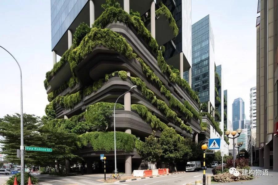 首层架空层建筑面积_绿化也能成为立面的主角? - 建材U选