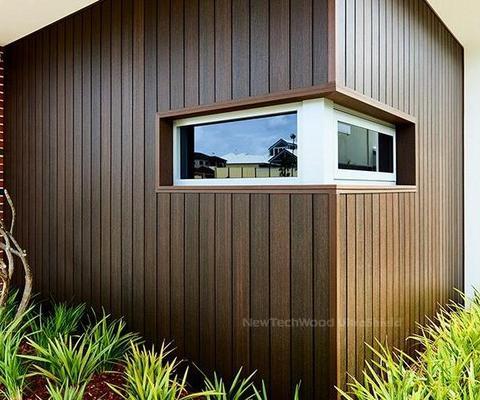2016年澳大利亚珀斯NewTechWood覆盖安装