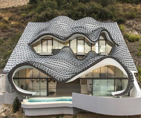 西班牙悬崖屋