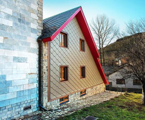 丹麦独立式住宅