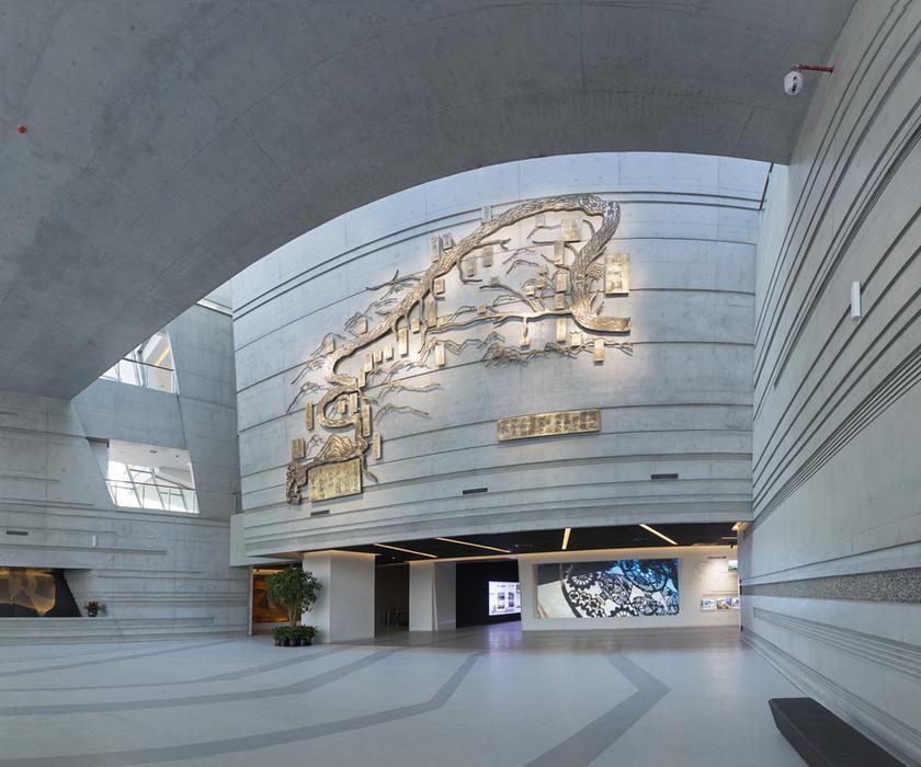 兰州城市规划展览馆