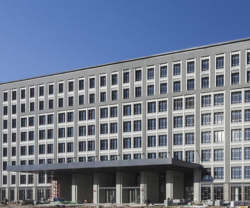 北京城市副中心办公楼