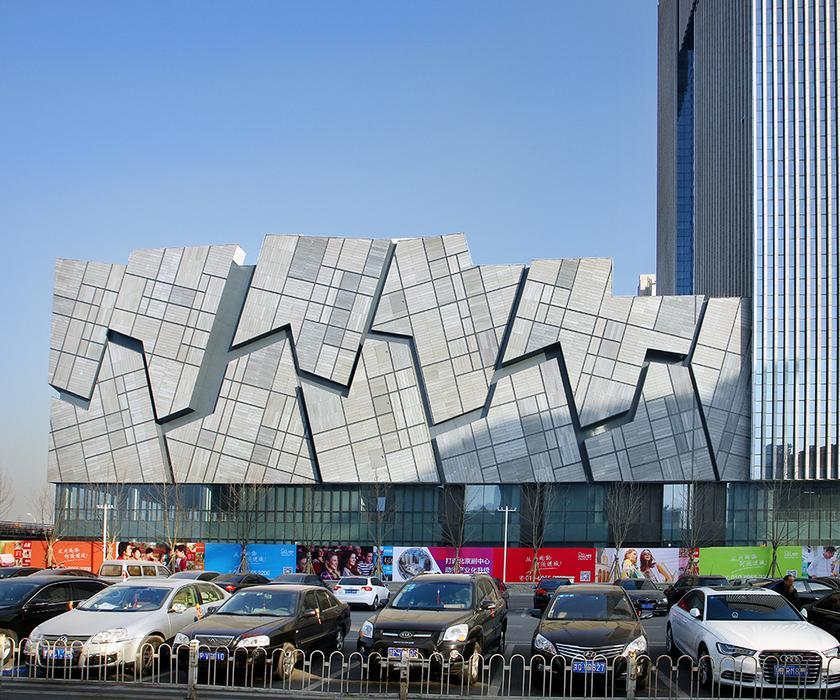 北京通州罗斯福广场