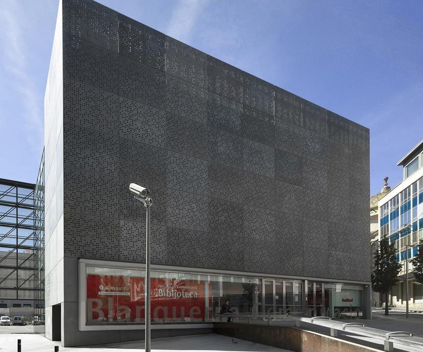 图书馆-巴塞罗那