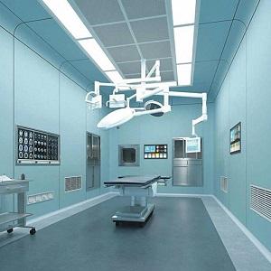 手术室ICU等净化区整装结构板