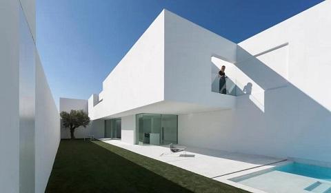 极简主义别墅