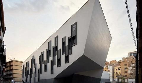 历史文脉中的建筑——TORTOSA加泰罗尼亚政府总部