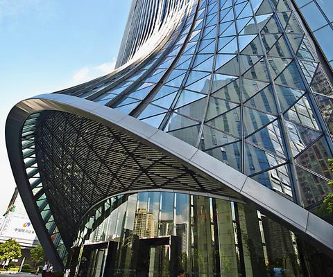 远大建筑玻璃幕墙