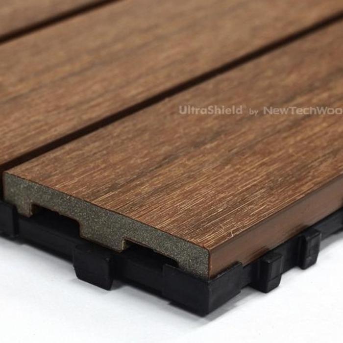 美新超越木之简易地板
