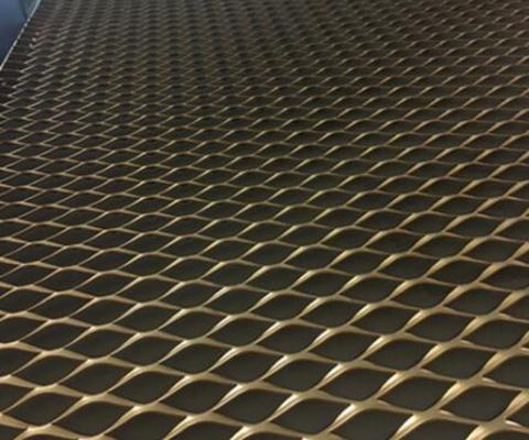铝板金属幕墙装饰网