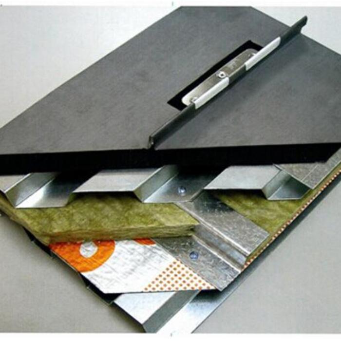 平锁扣金属屋面系统