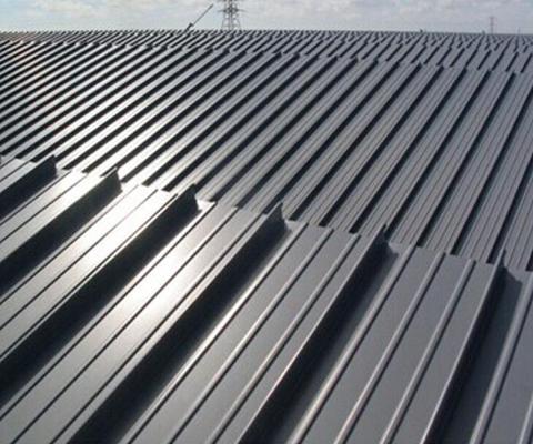 铝镁锰合金板金属屋面