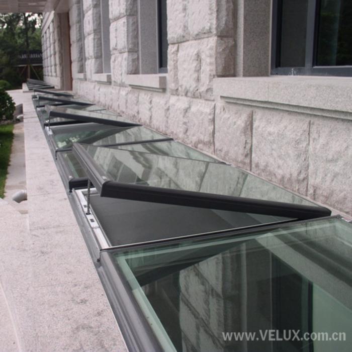 威卢克斯 VMS模块化智能天窗系统