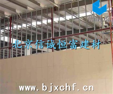 恒富纤维增强水泥压力板