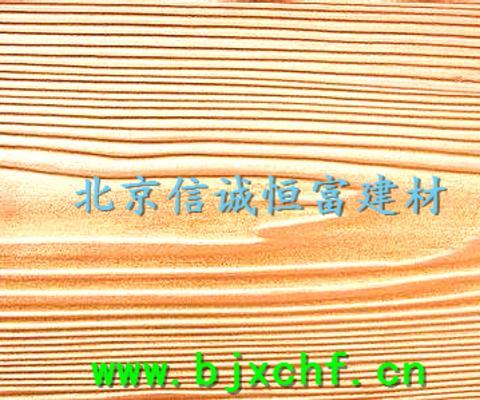 恒富仿木纹外墙装饰水泥挂板