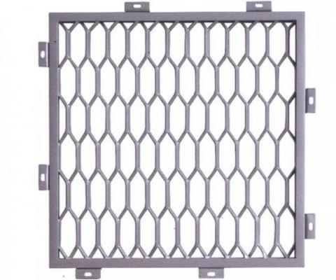 金属拉网板