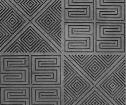 预制混凝土墙砖系列