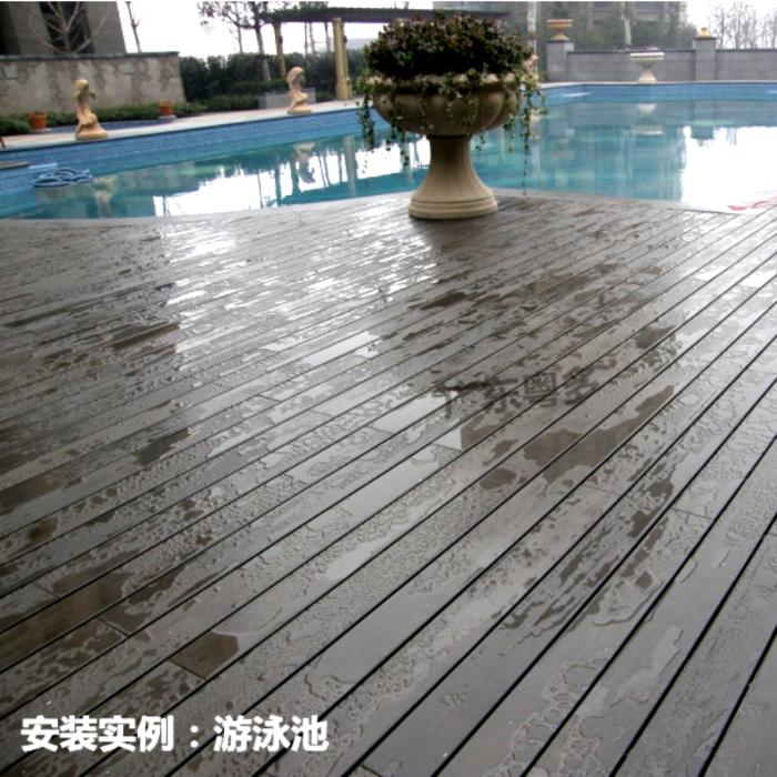 粤多户外防水木塑地板