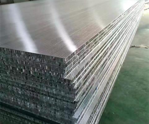 铝蜂窝复合板 金属装饰板材