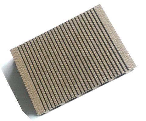 塑木地板WPC木塑五圆孔地板150x30mm复合强化环保生态地板厂家批发直销