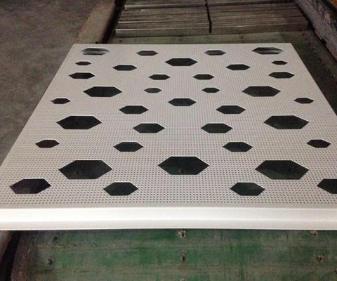 造型铝单板 雕花铝单板 冲孔铝单板  包柱铝单板生产厂家