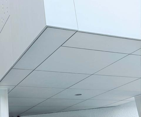 欧泽塔预制挂板其它应用(吊顶、条板、曲面板等)