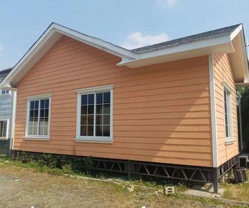 水泥木纹纤维挂板,外墙装修新选择!