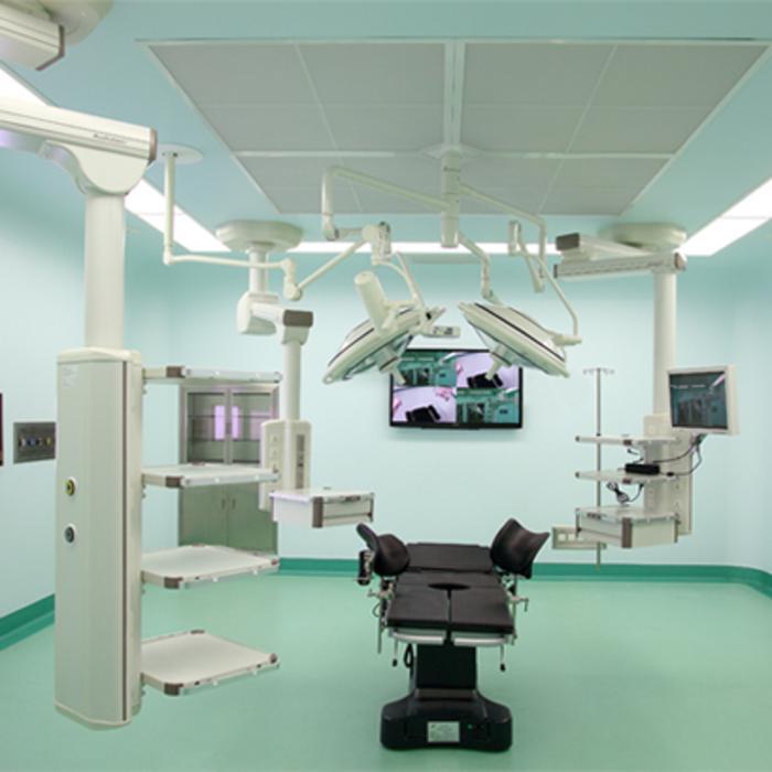 整装结构板  手术室ICU等净化区整装模块化 