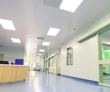手术室ICU等净化区整装模块化 医用门 电动门