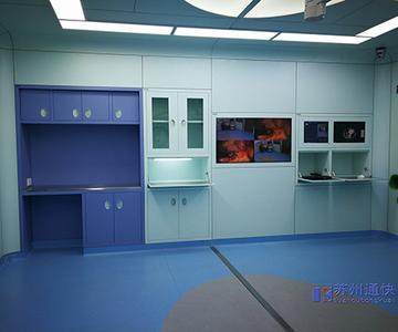 手术室ICU等净化区整装模块化 特色吊顶及窗