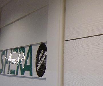 别墅外墙挂板水泥木纹板纹理效果装饰水泥板内外墙纹理装饰水泥板进口木纹板