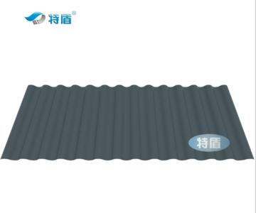 彩钢波纹金属屋面板(triwall988)