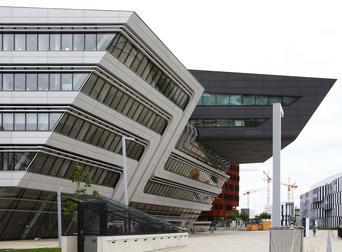 维也纳经济与工商大学图书馆