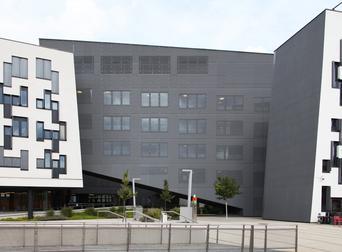 维也纳经济管理大学D4系馆楼