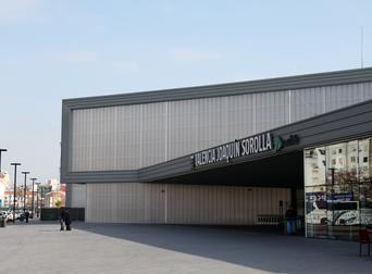 瓦伦西亚Joaquin Sorolla火车站