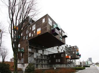 荷兰阿姆斯特丹某老年公寓