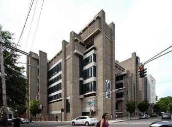 耶鲁大学艺术与建筑系馆