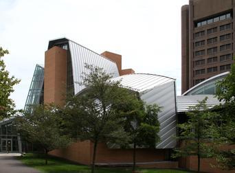 普林斯顿大学Lewis图书馆