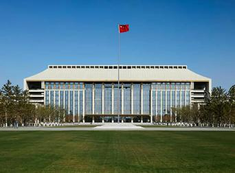 四个国家的四个市政厅建筑