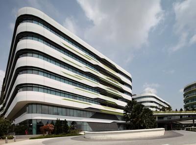 别人家的大学校园——新加坡科技与设计大学(SUTD)