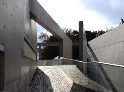京都府立陶板名画庭