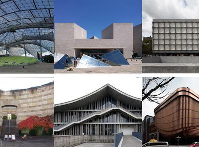 """那些年,那些令人""""震撼""""的现代建筑(1)!"""