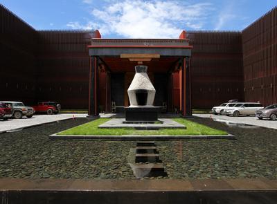 拉萨瑞吉酒店——奢华酒店御用设计师Jean-Michel Gathy