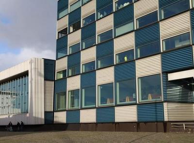 经典案例:体块的转折——鹿特丹航运与运输大学(STC集团总部)