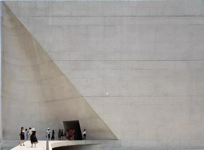 经典案例:清水混凝土——长沙谢子龙影像艺术馆