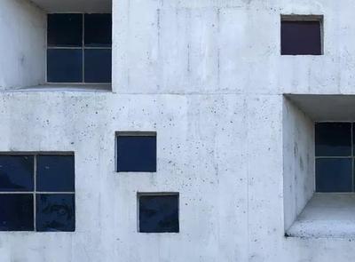 1:1——立面中的正方形比例